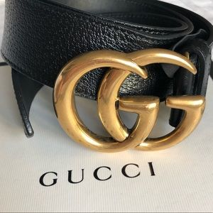 GG Gucci Marmont Belt